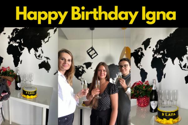 Happy Birthday Igna