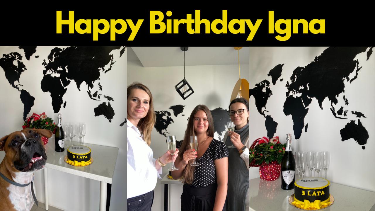 3 Urodziny IGNA Logistics & Consulting